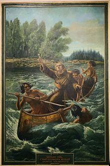 Les premiers martyrs du Canada Image