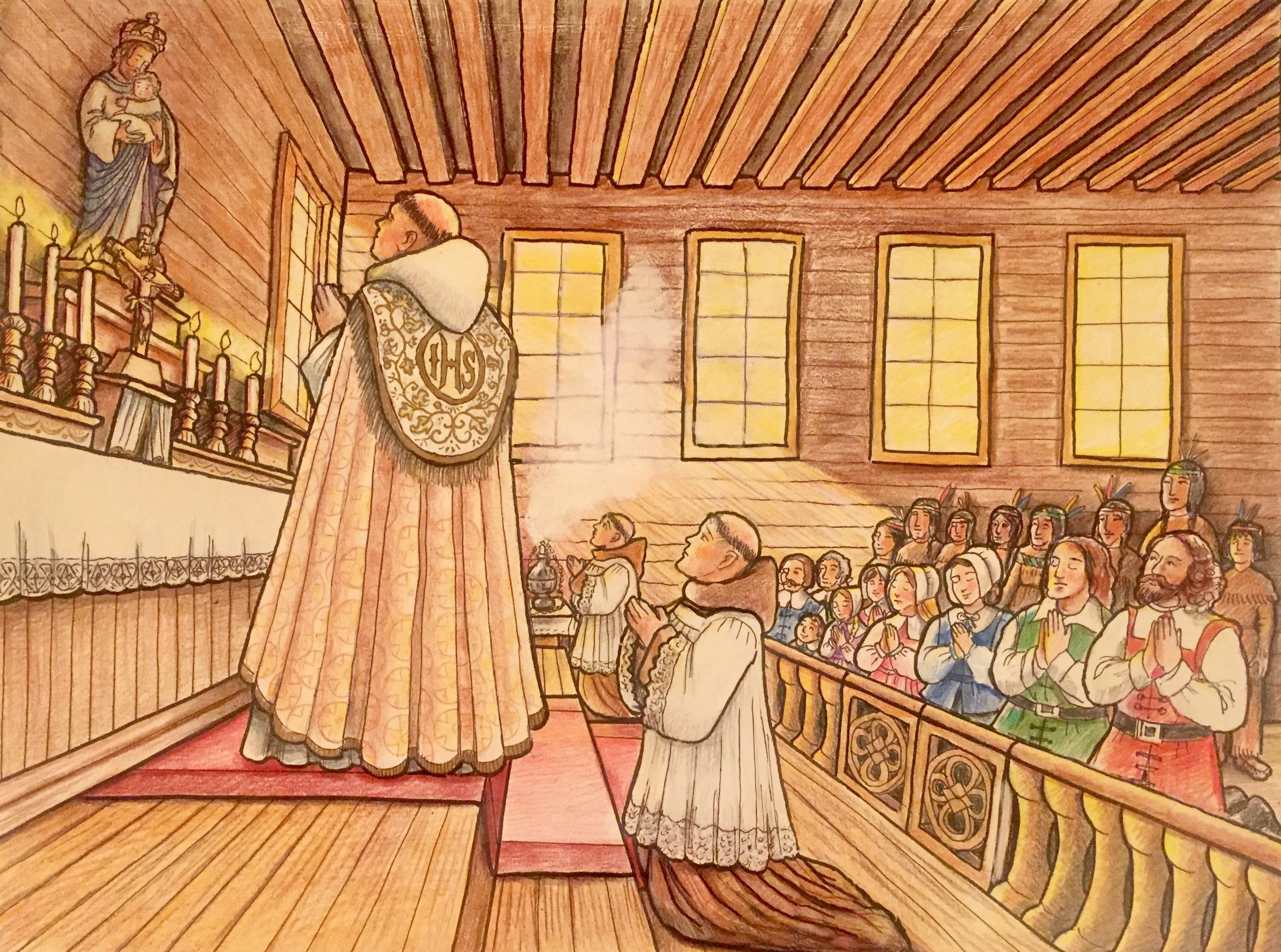 Consecration of Canada to Saint Joseph Image