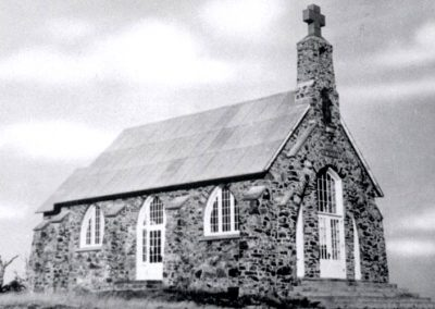 La chapelle de 1935
