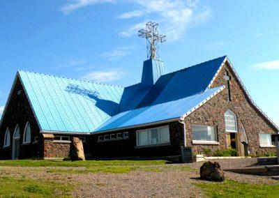 La nouvelle chapelle