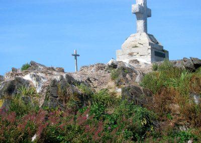 La croix des Iles Razades