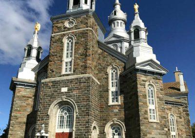 L'église de Trois-Pistoles