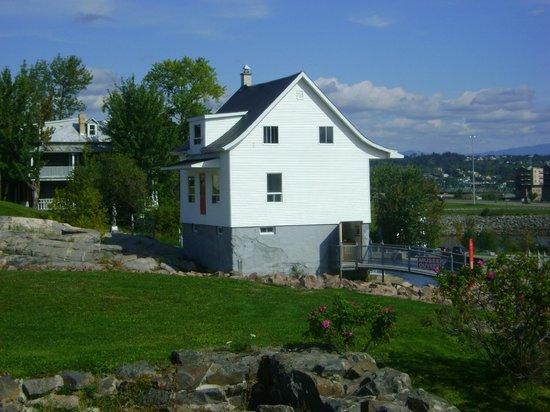 La petite maison blanche Image