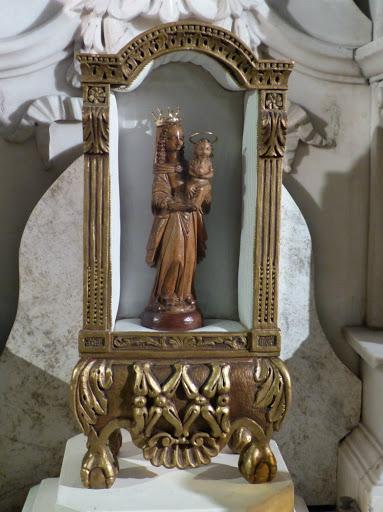 La statue miraculeuse de Notre-Dame-de-Bon-Secours Image
