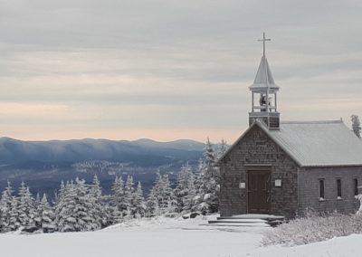 Chapelle sur le Mont St-Joseph
