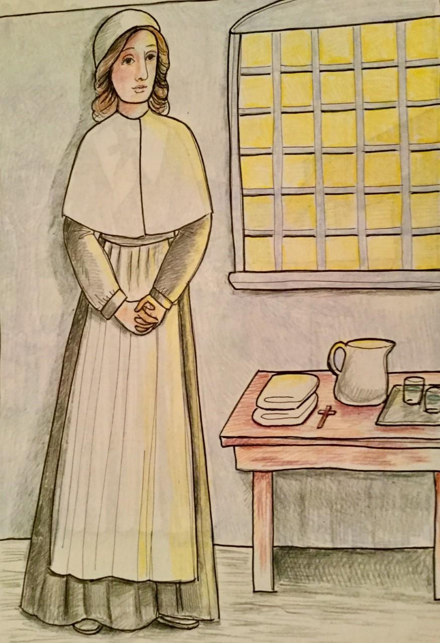 Vénérable Jeanne Mance Image