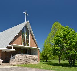 Église Notre-Dame-de-Fatima, à Fredericton