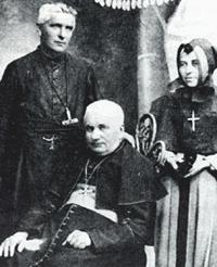 Monseigneur Grandin en 1902