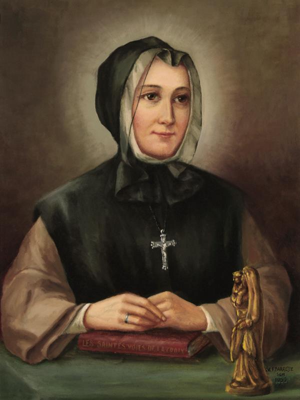 Saint Marguerite d