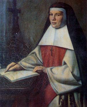 Venerable Catherine Aurelia Caouette Image
