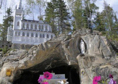 Grotte de l'Ermitage Saint-Antoine
