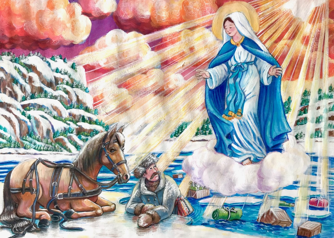 Our Lady of Saguenay Image