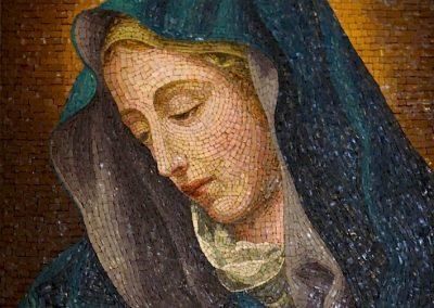 Ex-voto de la Vierge