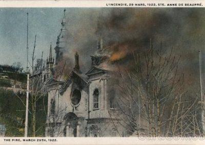Incendie de 1922