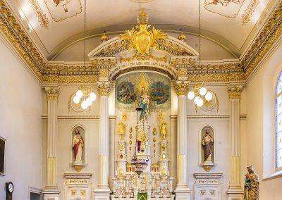 Intérieure de Notre-Dame-des-Victoires