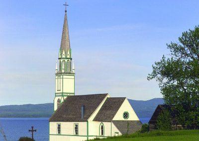 Église Our Lady of Good Hope, Fort Saint James, BC