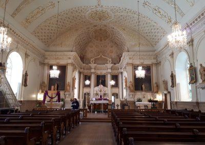 Intérieur de l'église Notre-Dame-de-la-Visitation