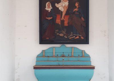 Intérieur de la Chapelle du Calvaire d'Oka