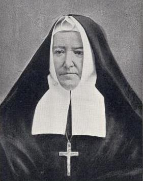 Mère Marie du Sacré-Coeur