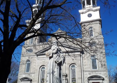Monument en l'honneur du Père Nicolas Viel