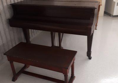 Piano ayant appartenu à Dina Bélanger