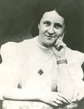 Portrait Marie-Josephte Fitzbach Roy