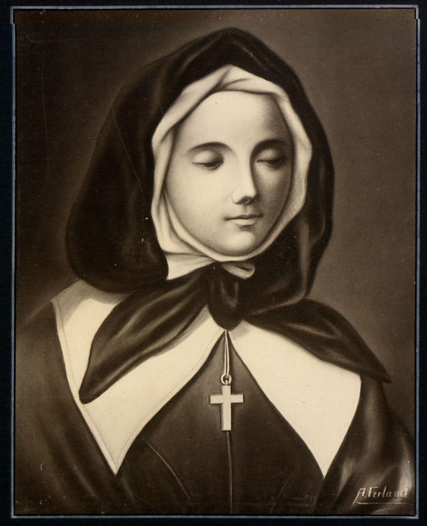 Saint Marguerite Bourgeoys Image