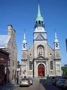 La chapelle Notre-Dame-de-Bon-Secours