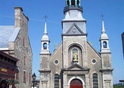 Église Notre-Dame-de-Bon-Secours, Vieux-Montréal