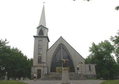 Église Notre-Dame de Recouvrance, construite en 1929