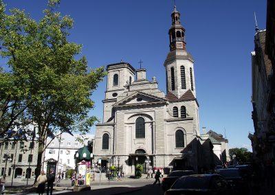 Basilique-Cathédale Notre-Dame de Québec