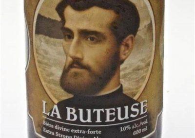 Bière en l'honneur du Père Jacques Buteux