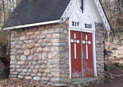 Chemin de croix de Rigaud