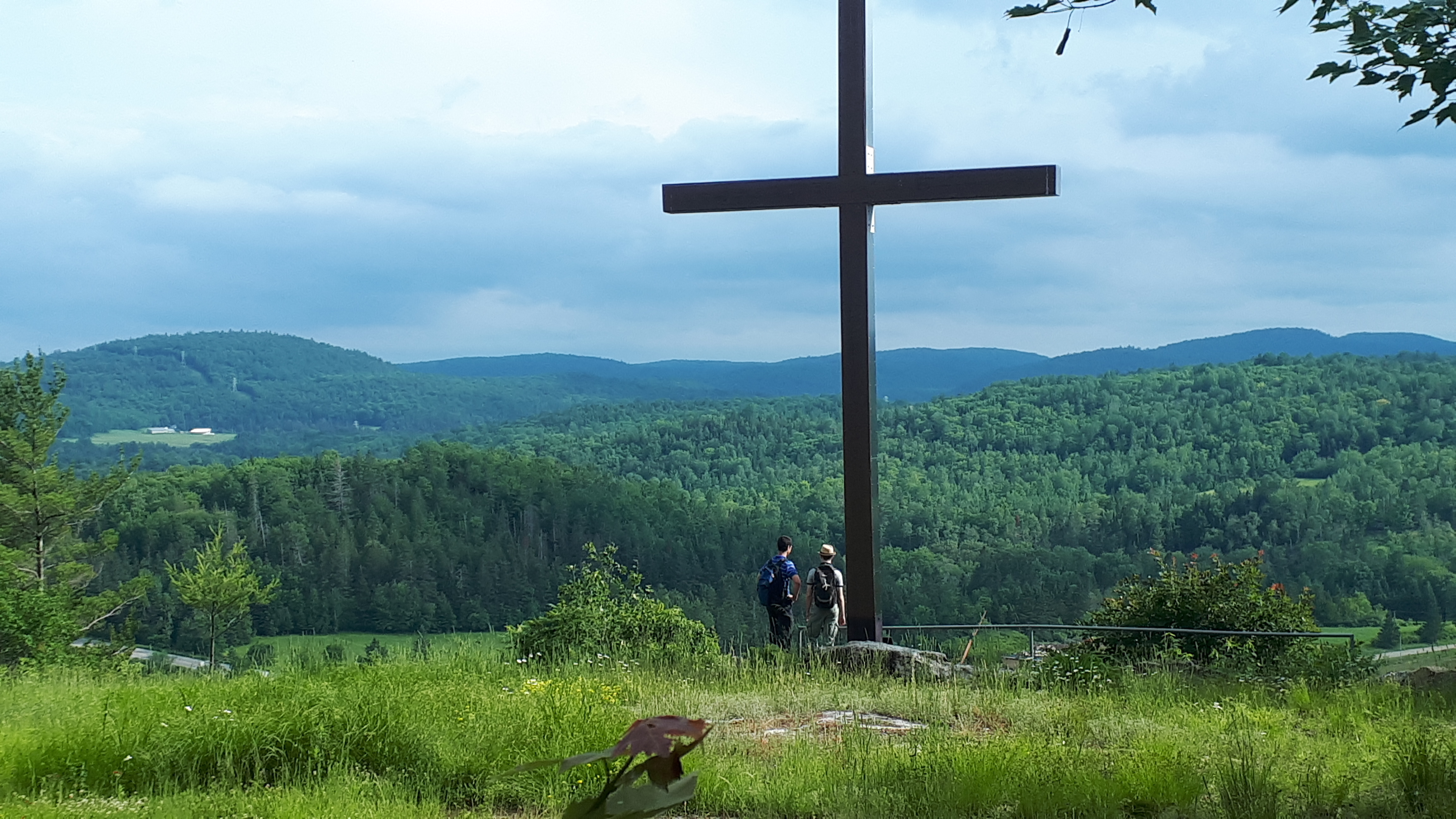 Le pèlerinage du Mont Salettin Image