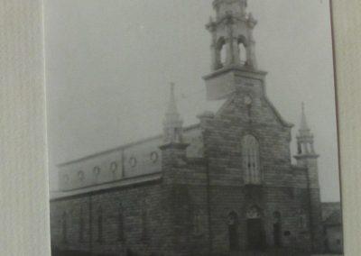 Deuxième église de Notre-Dame-des-Bois