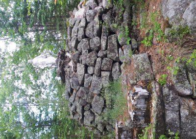 Grotte de la Vierge sur le Mont Salettin