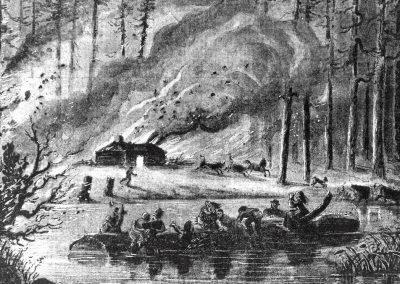 Image du Canadian Illustrated News, 25 juin 1870