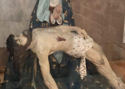 La Pietà miraculeuse apportée de France par l'abbé Faillon