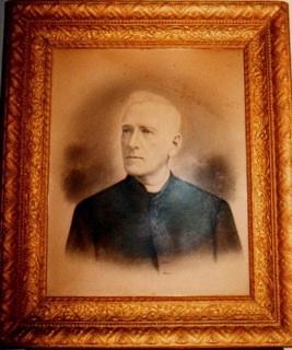 Le curé Désiré Vézina