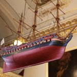 The devotion of the votive ships in Canada