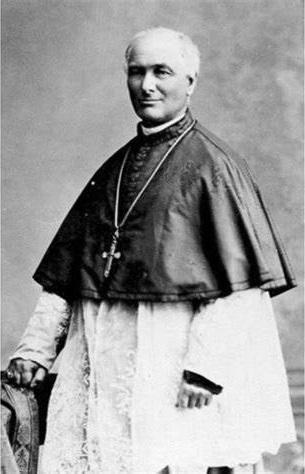 Monseigneur Dominique Racine