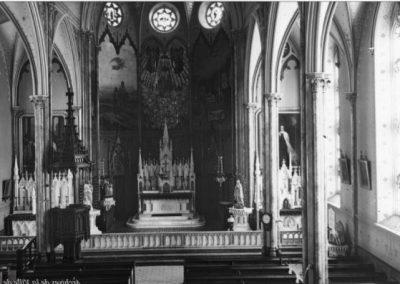 Chapelle de l'hospice de Saint Joseph