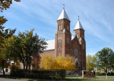 Paroisse Notre Dame D'Auvergne Parish
