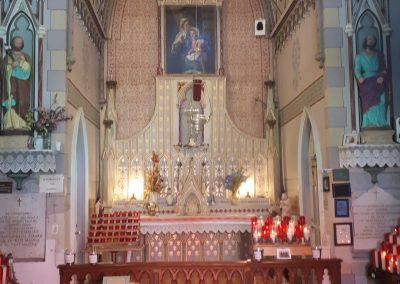 Petit sanctuaire de Sainte-Anne à Varennes