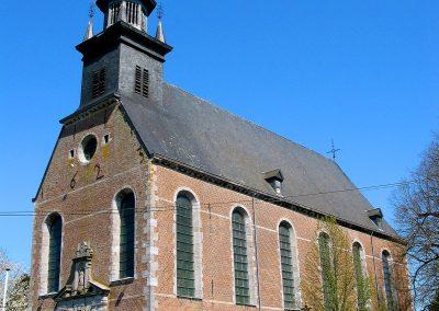 Sanctuaire de Notre-Dame-de-Sainte-Foy, en Belgique