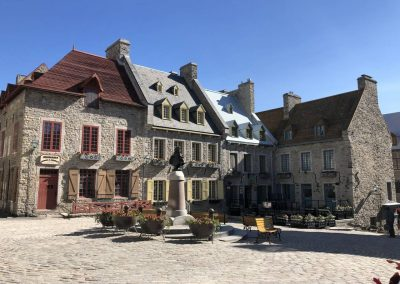 Vieux-Québec actuel
