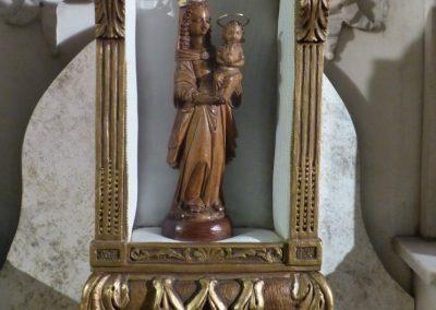 Statuette de Notre-Dame-de-Bon-Secours