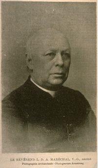 L'abbé Louis-Adolphe Maréchal